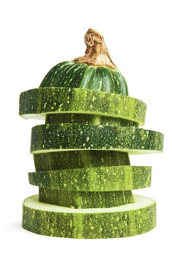 Verdura dello zucchino fotografia stock