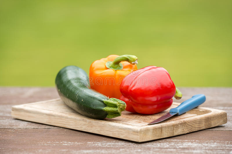 Verdura organica fresca immagini stock