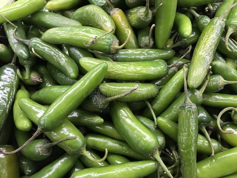 Verdura verde del recién hecho en venta imagen de archivo libre de regalías