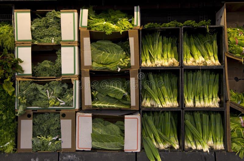 Verduras del colmado fotografía de archivo