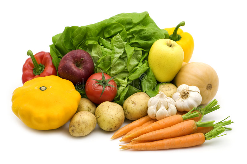 Verduras frescas imágenes de archivo libres de regalías