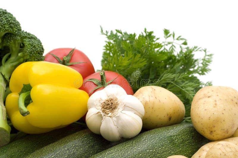 Download Verduras frescas foto de archivo. Imagen de bróculi, vitamina - 7282404
