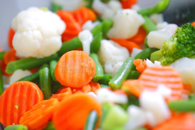 Verduras mezcladas imagen de archivo