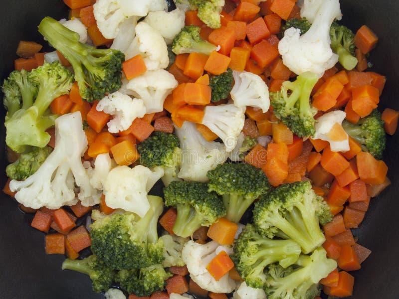 Verduras mezcladas escandinavas imagen de archivo