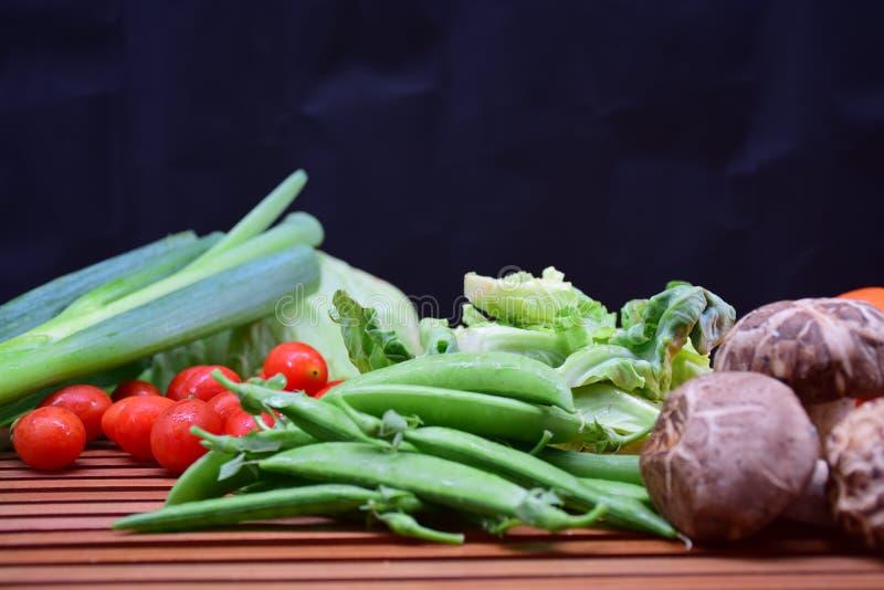 Verduras sanas fotografía de archivo libre de regalías