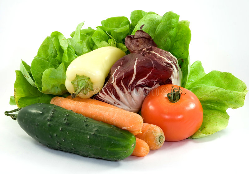 Download Verdure fotografia stock. Immagine di vitamine, carota - 3880482