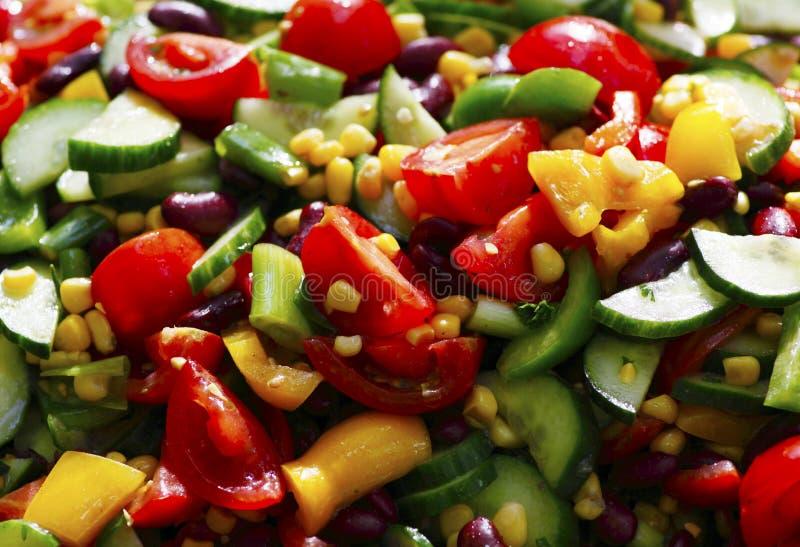 Verdure Mixed fotografie stock