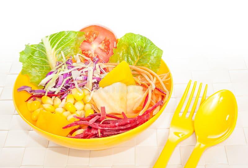 Verdure mixed fresche fotografia stock