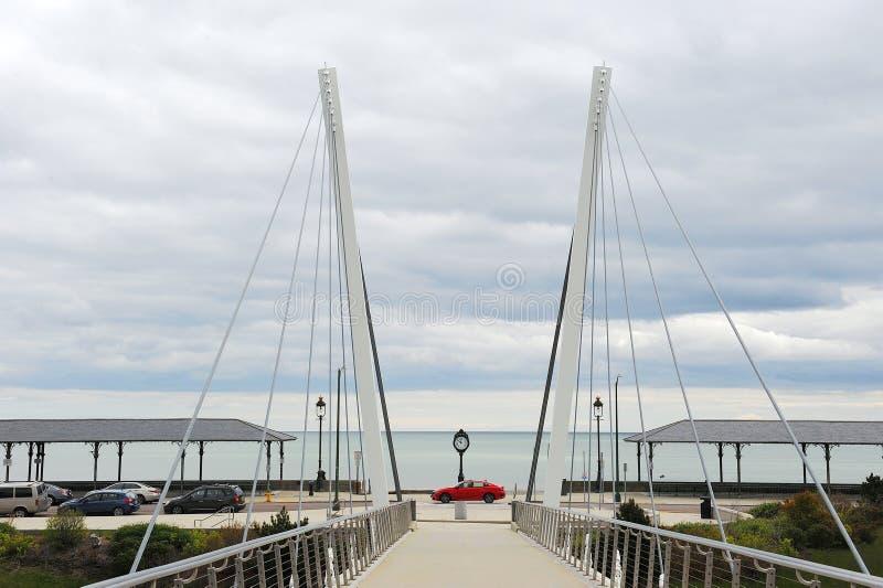 Verehren Sie Strand, verehren Sie, Massachusetts lizenzfreies stockbild