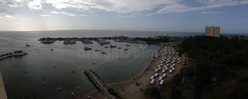 Verein Puerto Azul Venezuela lizenzfreie stockbilder