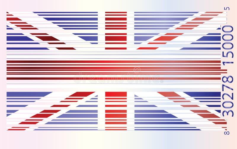 Vereinigtes Königreich lizenzfreie abbildung