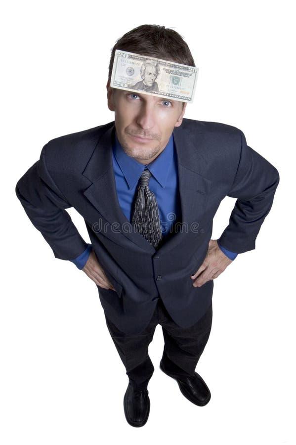 Vereis geld? royalty-vrije stock afbeelding