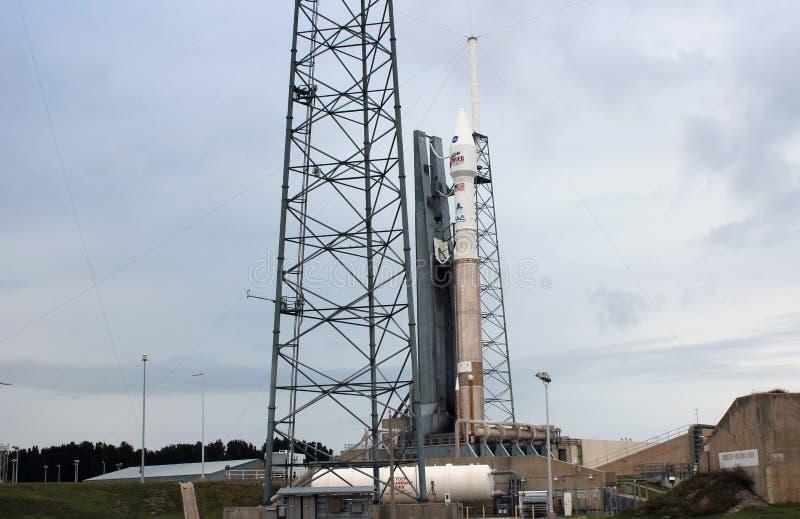 Verenigde Atlas V van Lanceringsalliance Raket royalty-vrije stock afbeeldingen