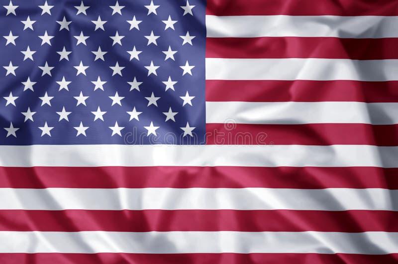 Verenigde Staten vector illustratie