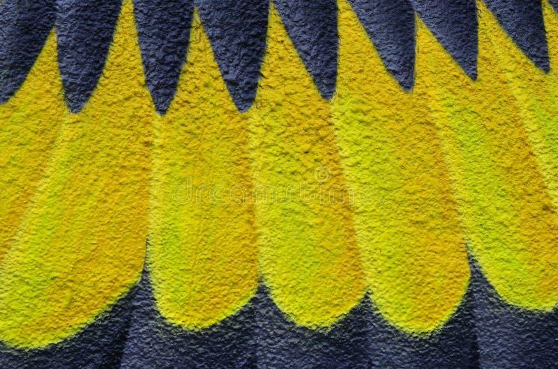 Verf geweven gekleurde textiel als achtergrond stock afbeeldingen