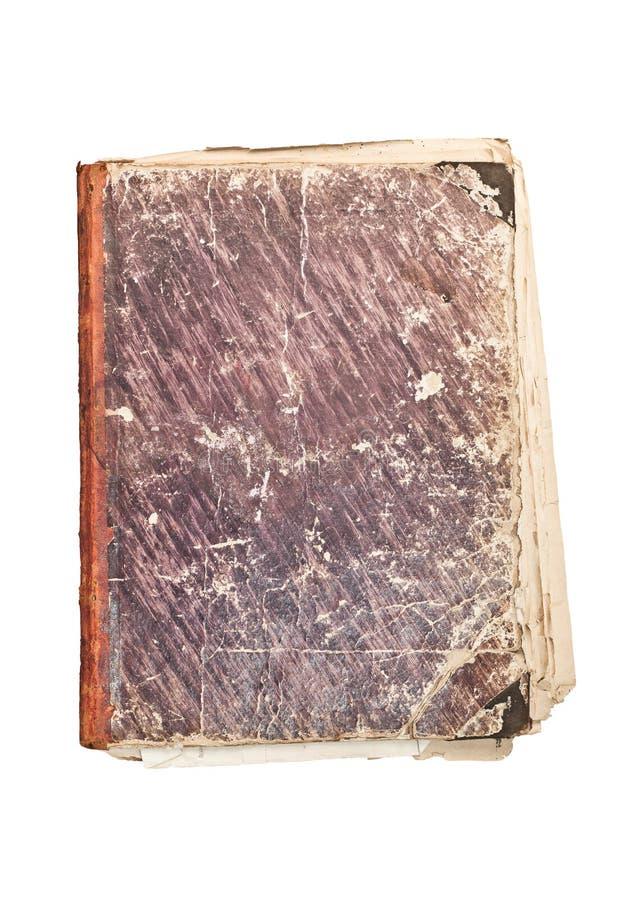 Verfallenes Buch stockfotos