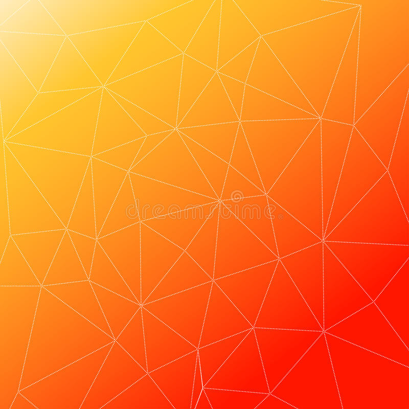 Verfomfaaid multiplayered driehoekige lage poly de textuurachtergrond van het stijl geometrische patroon royalty-vrije illustratie