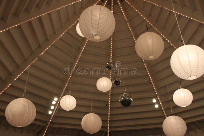 Verfraaid Plafond stock foto's