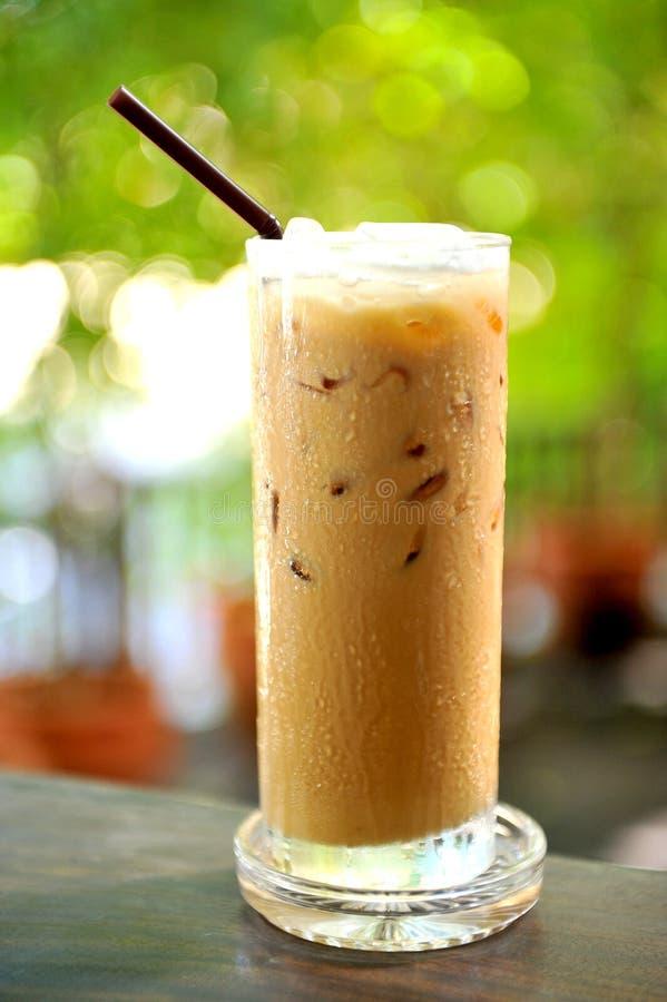 Verfrissende koffie royalty-vrije stock fotografie