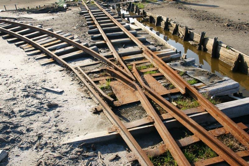 Vergeten spoorweg - 23 royalty-vrije stock foto's