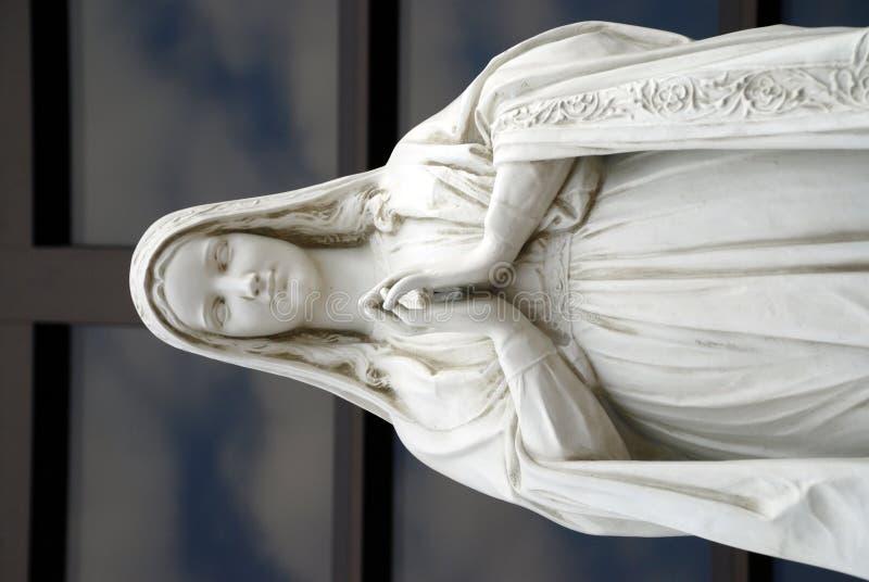 Vergine Santa Mary fotografia stock libera da diritti