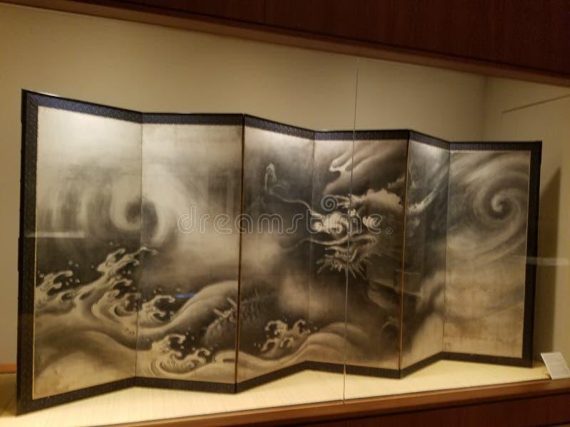 Verhalen van de Draak royalty-vrije stock afbeeldingen