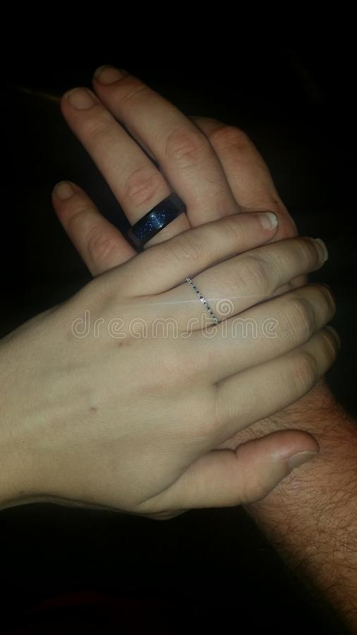 Verheiratete Lebensdauer lizenzfreie stockfotografie