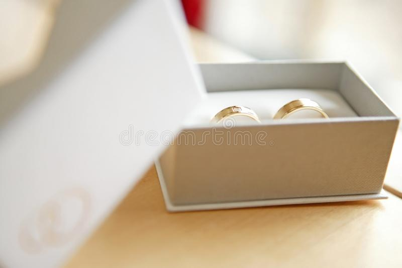 Verheirateter Ring lizenzfreies stockbild