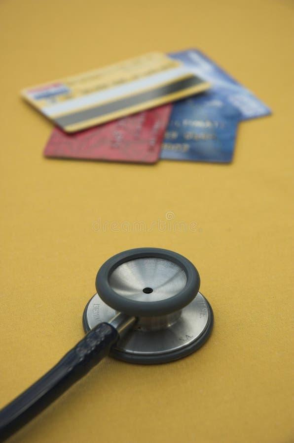 Verificación de crédito imagen de archivo