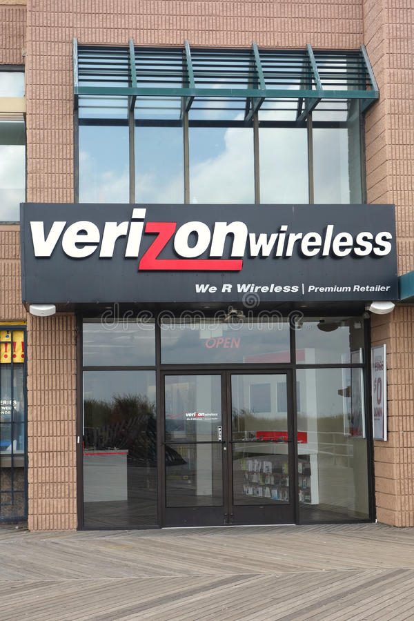 Verizon Wireless images stock