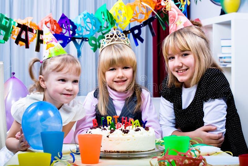 Verjaardag stock afbeelding