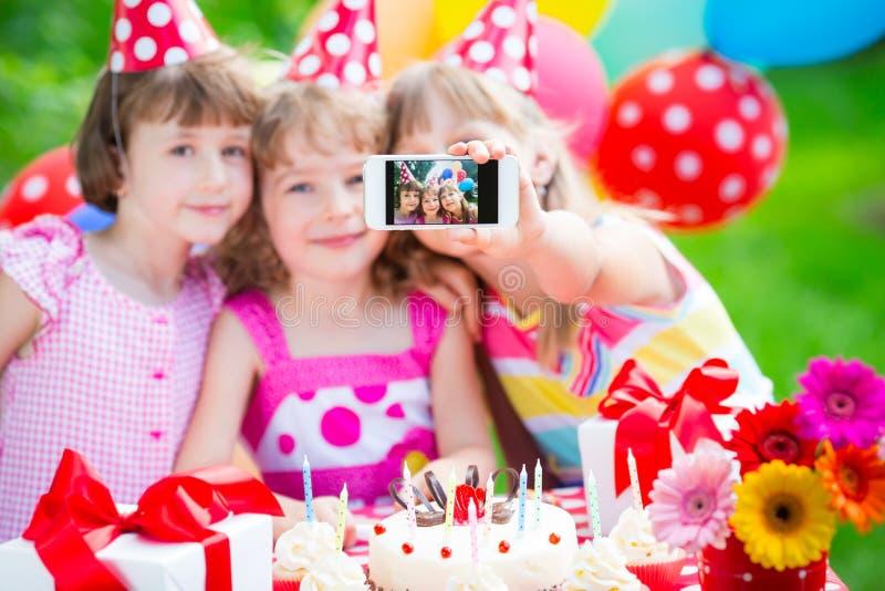 Verjaardag stock afbeeldingen