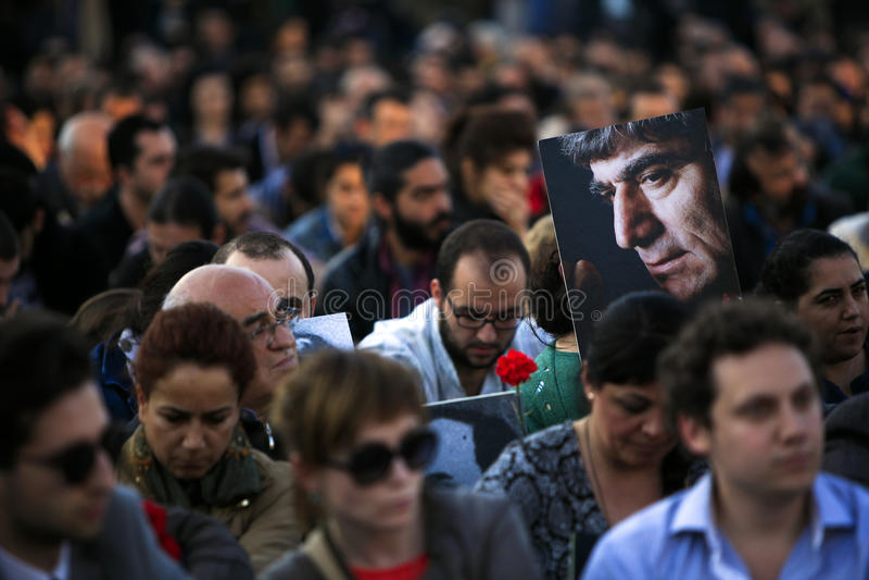 Verjaardag van de Armeense Volkerenmoord royalty-vrije stock foto's