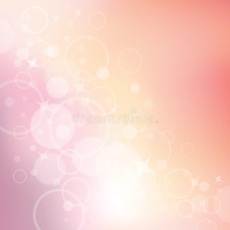 Verjaardagsachtergrond vector illustratie