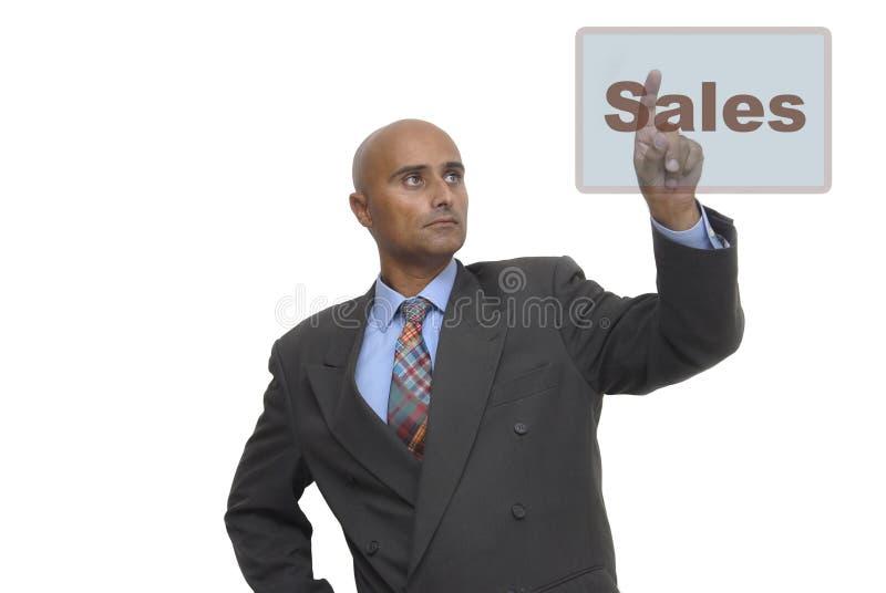 Verkäufe lizenzfreie stockfotografie