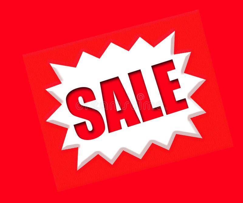 Verkauf stockfoto