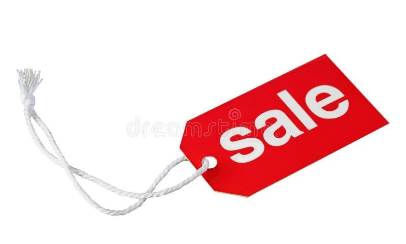 Verkaufs-Marke lizenzfreie stockfotos
