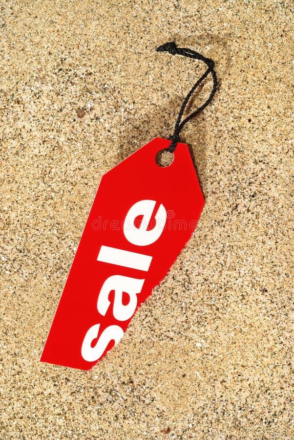 Verkaufs-Marke stockbilder