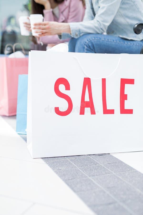 Verkaufsmitteilung lizenzfreies stockfoto