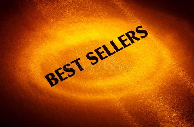 Verkaufsschlager stock abbildung
