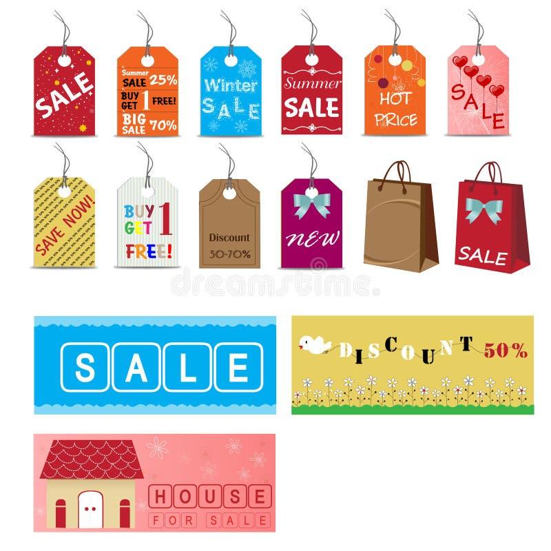 Verkaufstag stockfotos