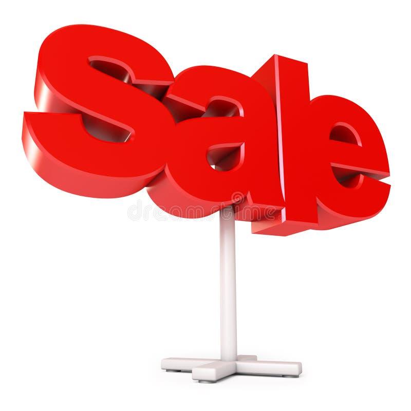 Verkaufszeichen vektor abbildung