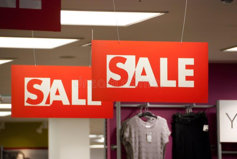 Verkaufszeit lizenzfreie stockbilder