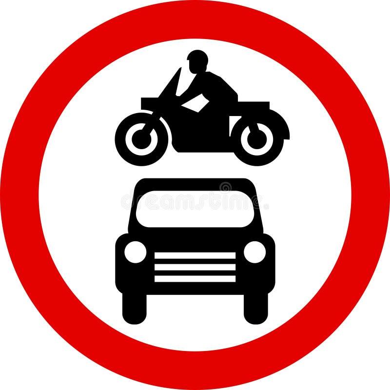 Download Verkeersteken vector illustratie. Afbeelding bestaande uit auto - 31738