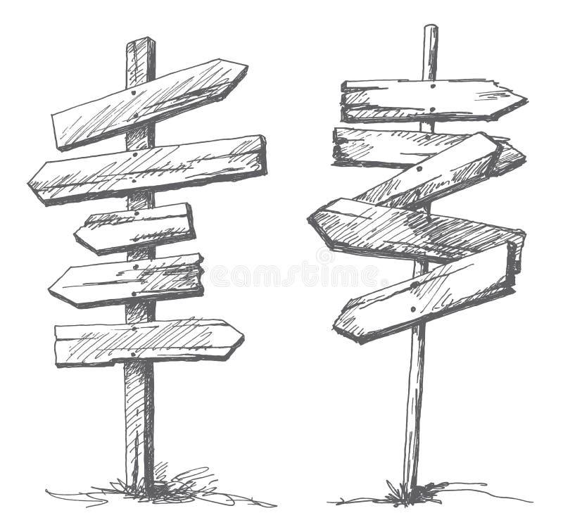 Download Verkeersteken vector illustratie. Illustratie bestaande uit route - 39102016