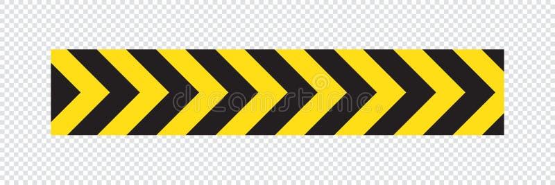 Verkeerstekentextuur vector illustratie