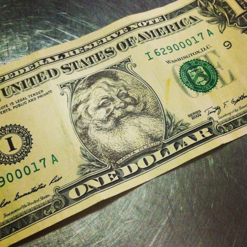 verkliga pengar arkivbild