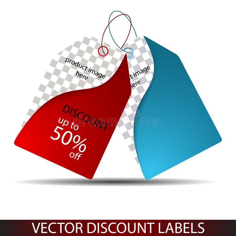 Download Verkoopprijskaartjes vector illustratie. Illustratie bestaande uit heden - 39102800
