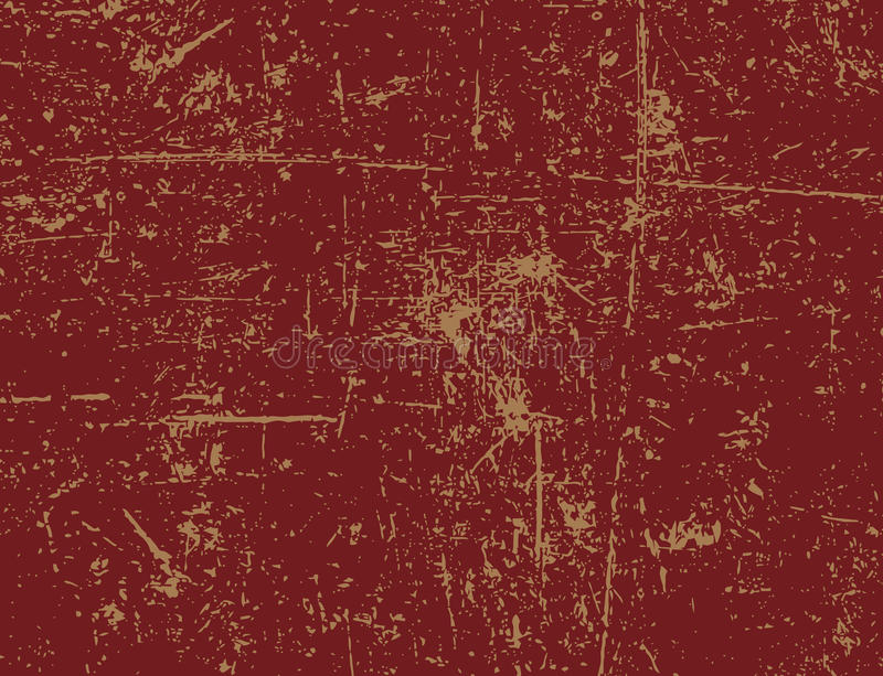 Verkratzte Metalloberfläche Stockfotografie