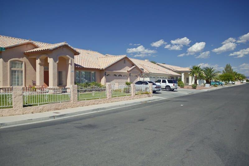 Beautiful Download Verlassen Sie Bau Von Neuen Häusern In Clark County, Las Vegas,  Nanovolt Redaktionelles
